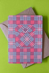 Image of Urban Lumberjack Flanno Card