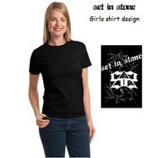 Image of Girls Band Shirt