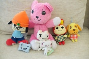 Image of Games Character Plush bundle