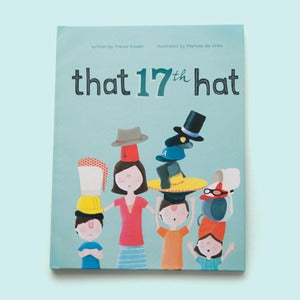 Image of That 17th Hat - picture book