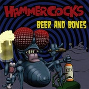 Image of Hammercocks - Beer and Bones