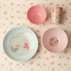 Image of Eat Like a Bird Dinner Set