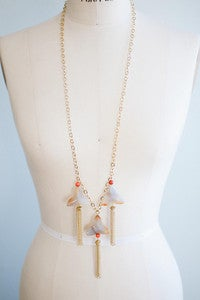 Image of Monaco Tassel Necklace