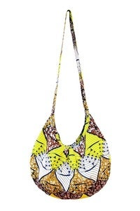 Image of Honeycomb Hobo Bag