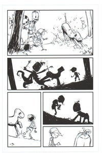 Image of Marvelous Land of Oz-Issue#2-page2