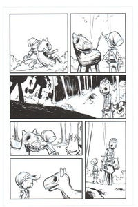 Image of Marvelous Land of Oz-Issue#2-Page5
