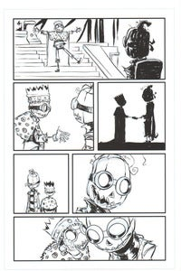 Image of Marvelous Land of Oz-Issue#2-Page22