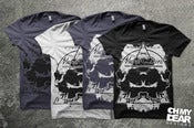 "Image of T-Shirt ""Skull"""