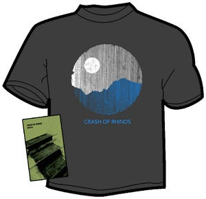 Image of Crash of Rhinos - Distal cassette and t-shirt