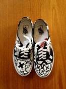 Image of Limited BW Classic Lace up SLOTH Vans