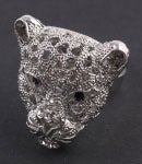 "Image of LEOPARD RING SIZE ""8""ONLY"