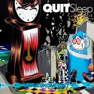 Image of Quit Sleep CD