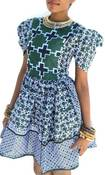 Image of The 'NURU' Sleeve Dress