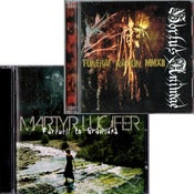 Image of Martyr Lucifer &quot;Farewell To Graveland CD&quot; + Hortus Animae &quot;Funeral Nation MMXII&quot;