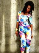 Image of THE WATERCOLOR JUMPSUIT