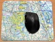 Image of Mouse Pad, Sectional, Los Angeles, LAX