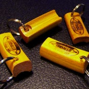 Image of Ghisallo Limited Edition Key Rings