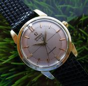 Image of VINTAGE OMEGA SEAMASTER AUTO TWO TONE - SOLD!