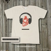 Image of Listen to Your Heart T Shirt