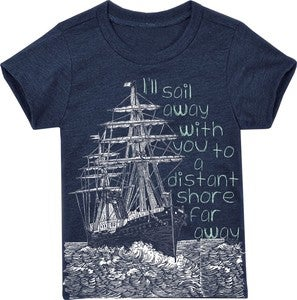 Image of Sail Away tee