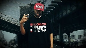 Image of 2520 Mens Brooklyn NYC T-Shirt (Black) 