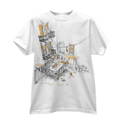 Image of Doomtree &quot;Fire Escape&quot; Shirt