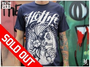 Image of *SOLD OUT* HOTLIFE - &quot;GYPSY&quot; 