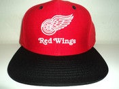 Image of DETROIT RED WINGS SNAPBACK