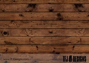 Image of &quot;Dark Plank Wood&quot; - NEWEST Faux Flooring Rug - 46inx66in - Photographer MUST HAVE
