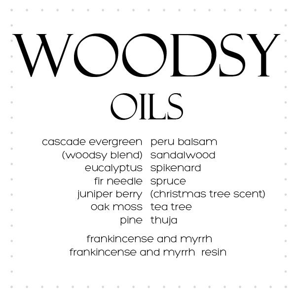 Image of Oils Woodsy