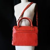 Image of Beracamy India Red bag