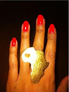 Image of Nuba Ring *immediate ship*
