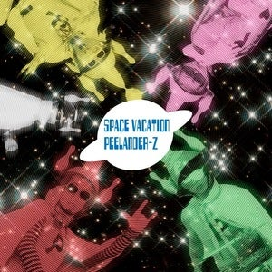 Image of Space Vacation CD