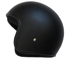 Image of Matte Black Helmet