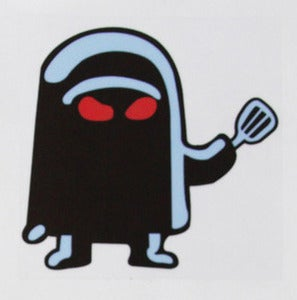 Image of Hash Slinging Slasher Sticker Decal
