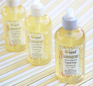 Image of Lemongrass Liquid Soap