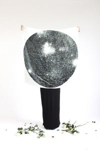 Image of light as a feather: meteor (SOLD OUT)