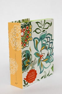 Image of Lucky Flowers Note Card Set - Amy Butler