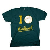 "Image of ""I Love Oakland"" Tee"