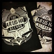 Image of TEAM ARUSHA - BLACK T-Shirt