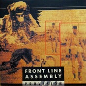 Image of FRONT LINE ASSEMBLY-Provision 12&quot; Vinyl/Out Of Print-Original!