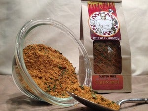 Image of Gluten-Free Cajun Spice Seasoned Bread Crumb