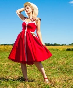 Image of Rodeo Sweetheart Dress