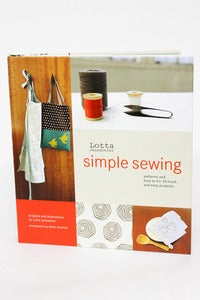 Image of Simple Sewing - Lotta Jansdotter