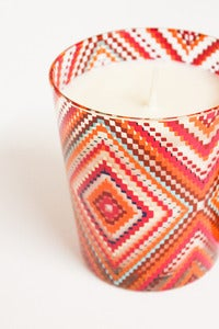 Image of Large Boho Candle - Tangerine Teakwood