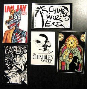 Image of Art Stickers!