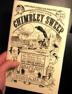 Image of The Chimbley Sweep, Issue 1: The Curious Case of the Curious Case