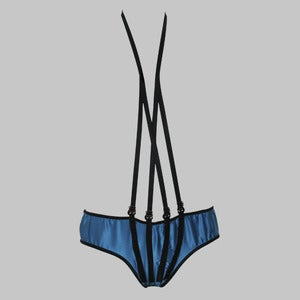 Image of Zuri Elastic Briefs
