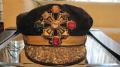 Image of Jeweled Military Captain's Hat