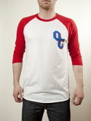 Image of OG RAGLAN (RED)